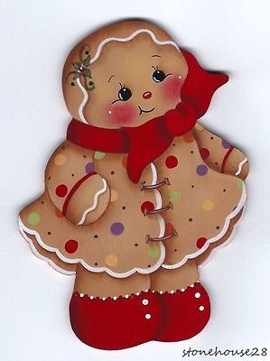 1772 Best Gingerbread Bellas Images On Pinterest