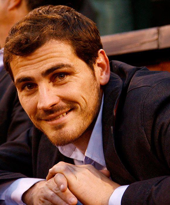 La barba de Iker Casillas, la más 'sexy' de la selección