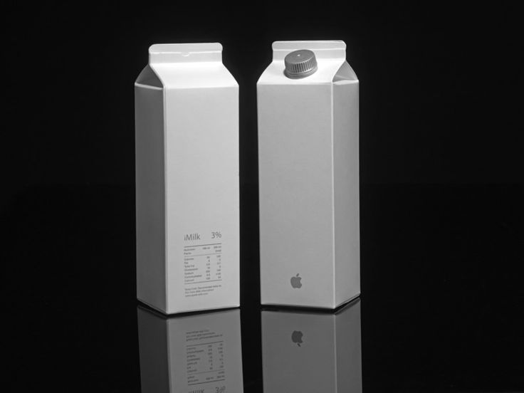 Apple imilk | Peddy Mergui