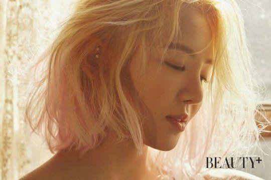 Girls' Generation's Hyoyeon wants to be a 'beauty icon' | allkpop.com
