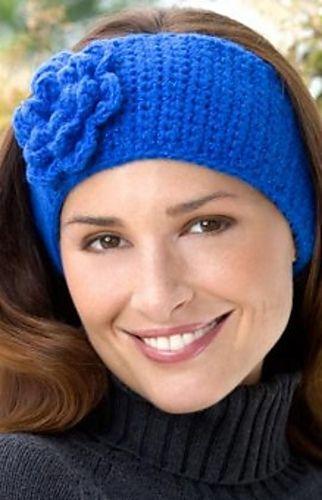 32 best Free Crochet Headband / Ear Warmer Patterns images on ...