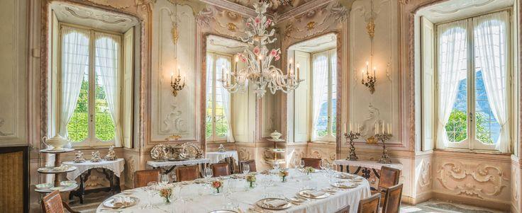 Matrimoni ed eventi speciali a Villa Sola Cabiati, Lago di Como.