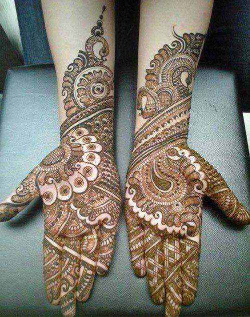 rajasthani bridal mehndi designs for full hands - Google Search