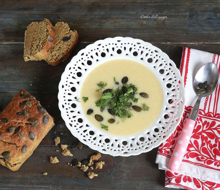 Полезный тыквенный хлеб на кефире | Рецепты правильного питания - Эстер Слезингер