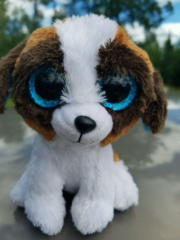 TY BEANIES BOOS Puppy Dog Duke 6 inch Plush STUFFED Animal Big Head | Toys & Hobbies, Beanbag Plush, Ty | eBay!