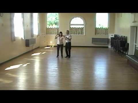 Again... where is my RGV dance partner! I miss him!!! BLUE ROSE ( Western Partner Dance )