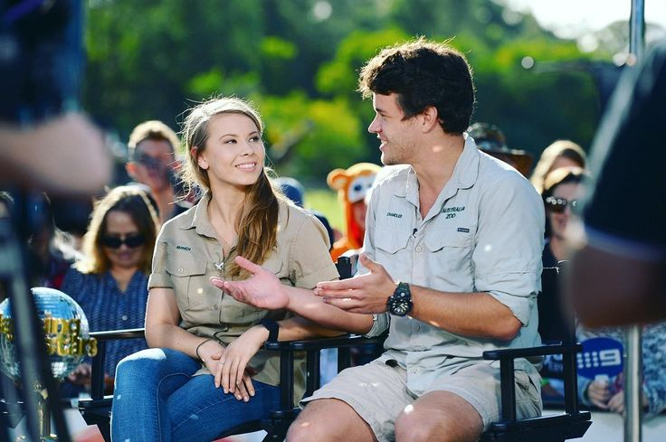 "Bindi Irwin: Boyfriend Chandler Powell is ""living sunshine"" Bindi Irwin says her boyfriend Chandler Powell is ""sunshine"" personified. #DWTS"
