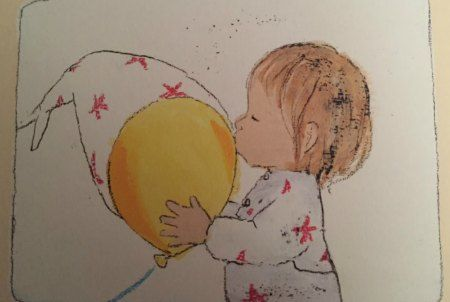 Akiko e il palloncino di Babalibri una storia tenerissima che ruberà il cuore a voi e ai vostri bimbi. ^_^