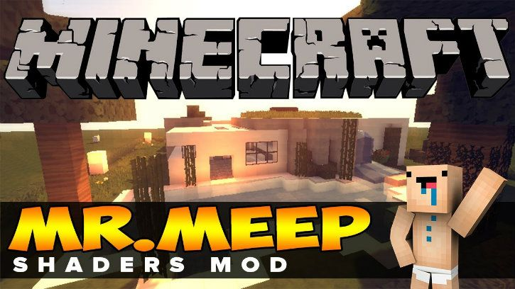 Shaders have been a great way to spice the pixelated graphics of Minecraft to something more vivid and realistic. MrMeep' Shaders are not an exception to t