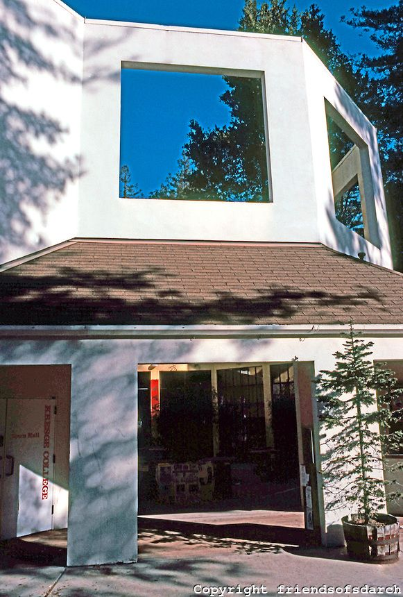 Best Charles W Moore Kresge College Santa Cruz California - Google maps kresgie college us santa cruz