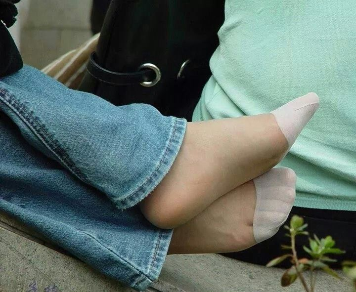 Nyloned soles