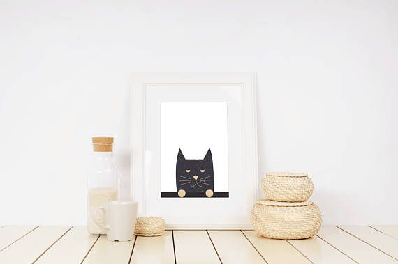 Check out this item in my Etsy shop https://www.etsy.com/uk/listing/512144346/wall-art-printable-cats-home-decor-gift