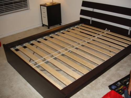 Ikea Trysil Bed Disassembly