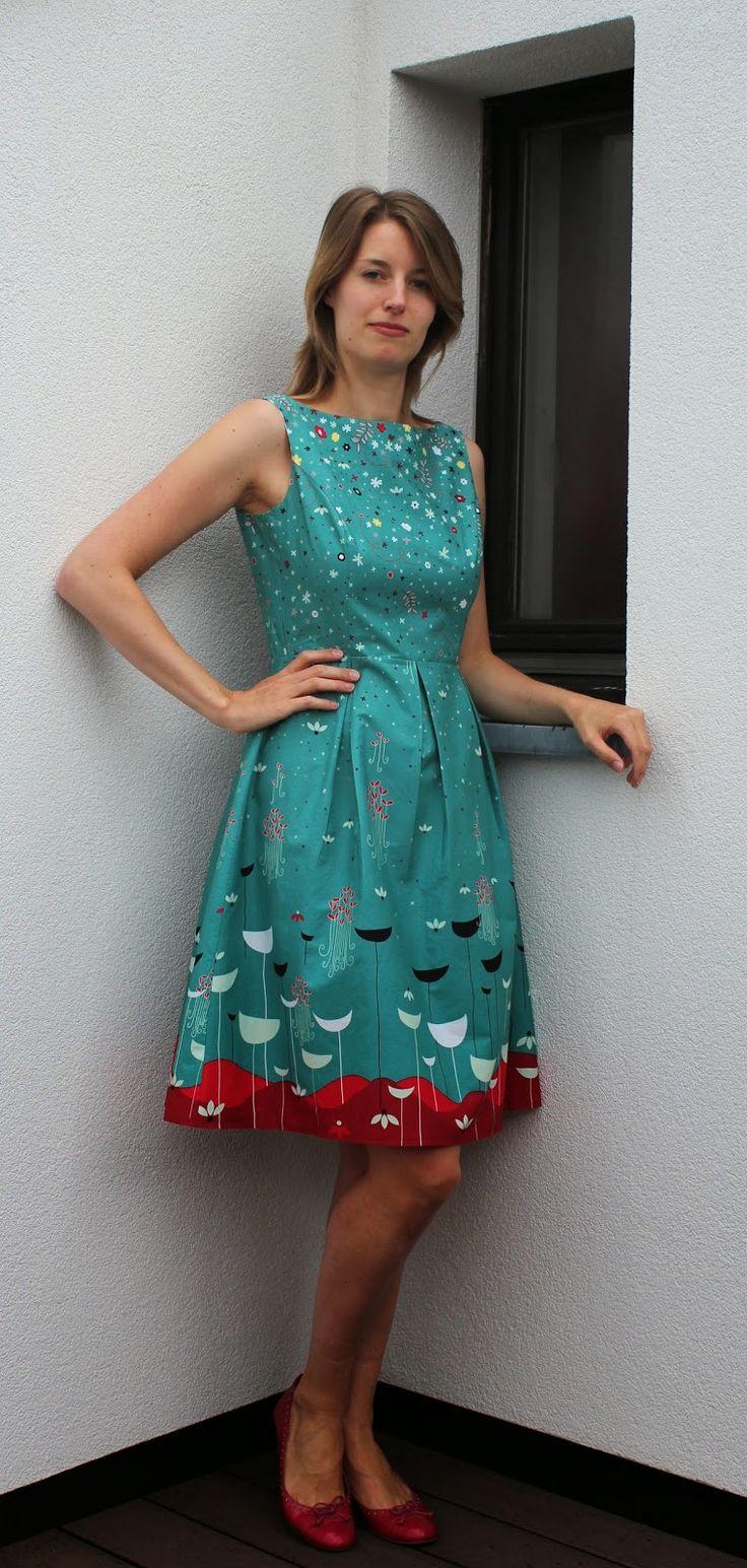 Lily en Woody: June dress LMV