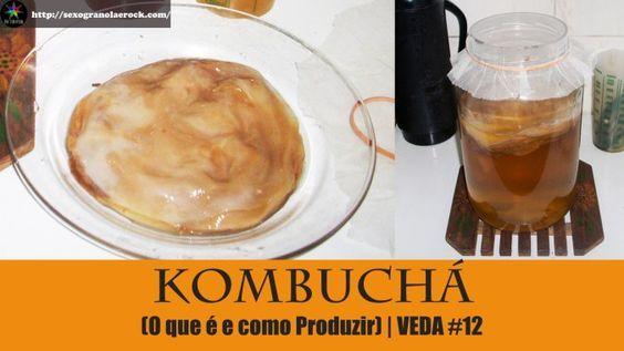 KOMBUCHÁ CAPA