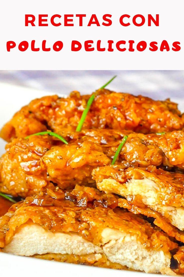 Recetas Cocina Con Pollo