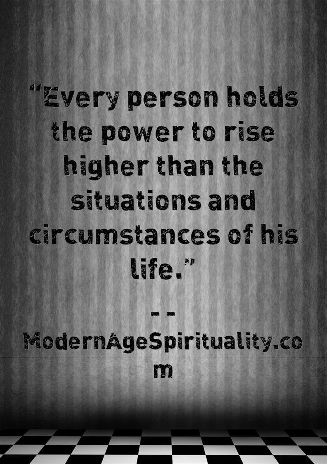 #Power #Belief #Trust #Situations #Life #Believe