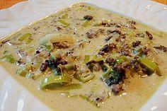 Käse - Hack - Suppe (Rezept mit Bild) von schraegervogel | Chefkoch.de