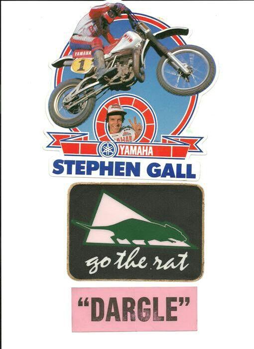 Aussie Motocross legend