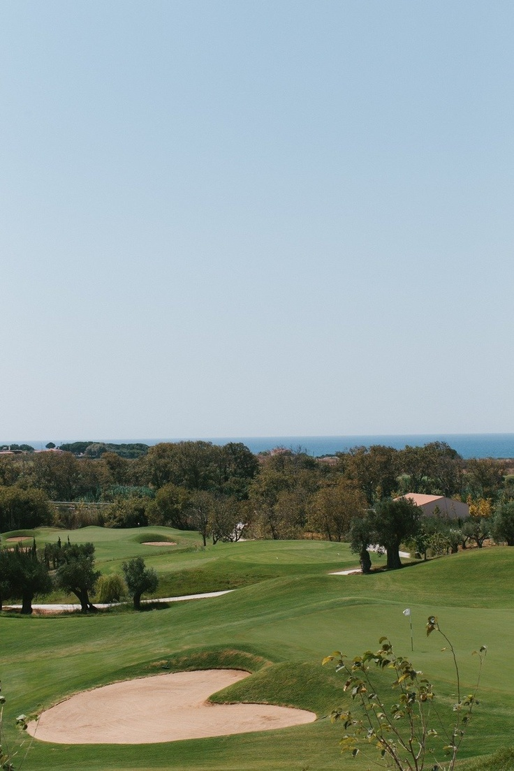 Golf in Costa Navarino Messinia Greece