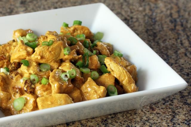 This easy, popular turkey recipe is made with leftover turkey, curry powder, and seasonings. It's a great way to use leftover turkey, and it's easy!