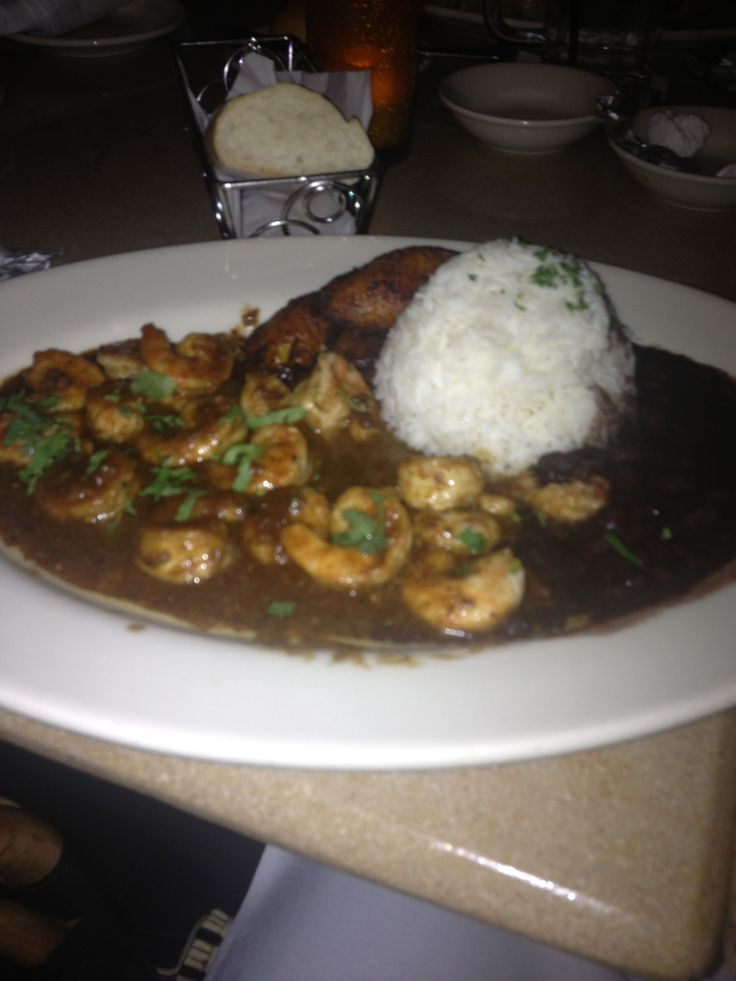 Jamaican Shrimp