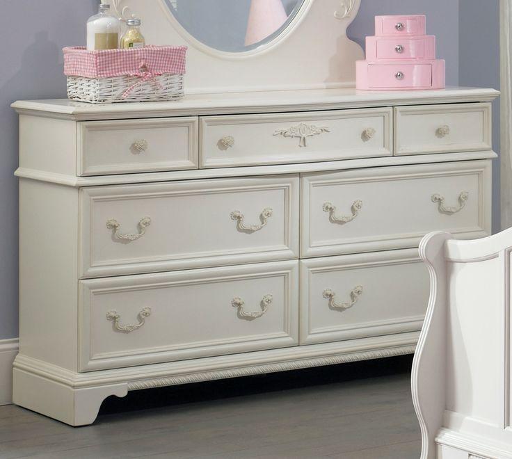 Arielle 7 Drawer Dresser