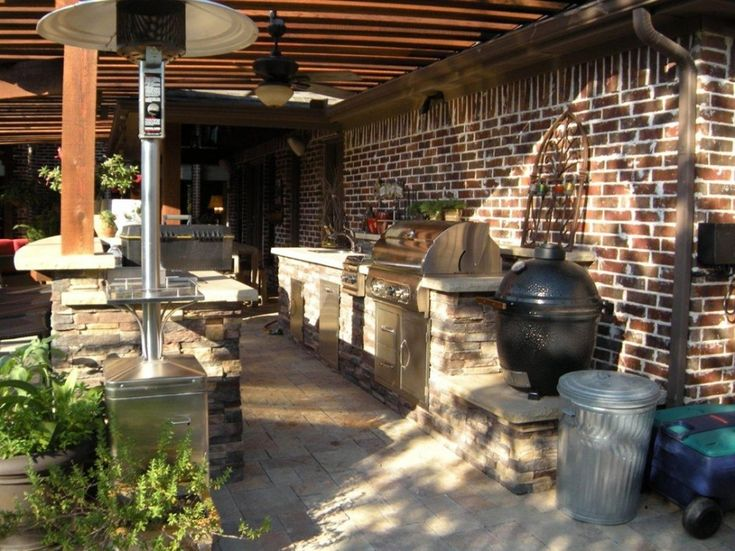 21 Best Images About Outdoor Kitchen On Pinterest Outdoor Living Natural Gas Grills And Built Ins