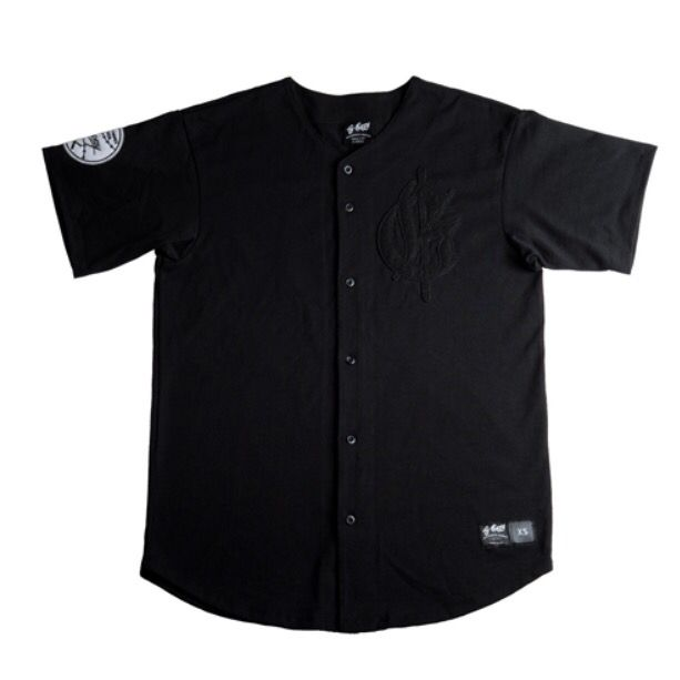 G Eazy baseball jersey from G Eazy Merch online store size XS