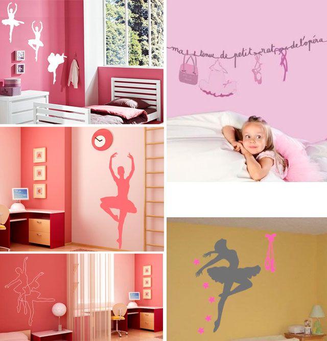 6 ideas para decorar un dormitorio con tem tica de ballet - Ideas para decorar un cuarto ...