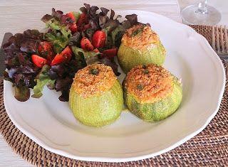 Denny Chef Blog: Zucchine ripiene