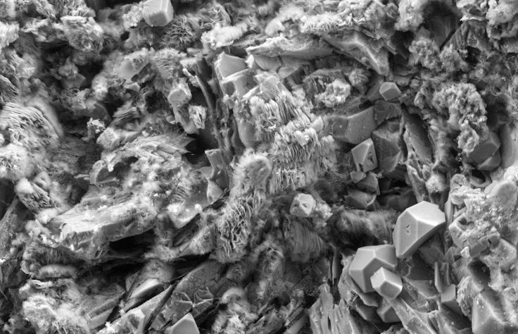 Clay minerals on Mars may have formed in primordial steam bath