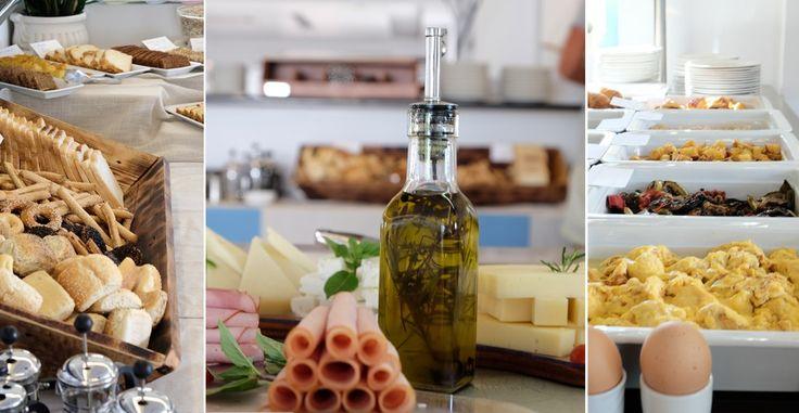 Breakfast in Lagos Mare Boutique: Naxian Tastes to Enjoy! Read more at: http://sloorp.me/SLHIX #Naxos_island #Greece #breakfast #lagosmare  #greekhospitality #Cyclades #greekisland