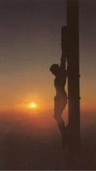 For God so loved the world He gave up His only begotten SON to die for our sins...for the sins of the whole world......