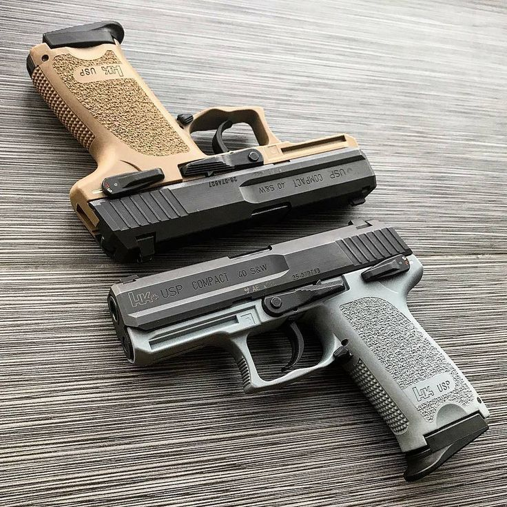 HK USP Compact 40 S&W Grey & FDE -Loading that magazine is a pain! Get your Magazine speedloader today! http://www.amazon.com/shops/raeind