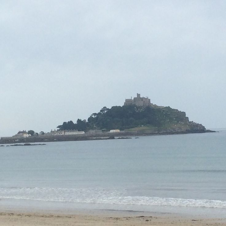 Taken on a recent chauffeuring assignment to Cornwall. St Michael's Mount near Penzance.