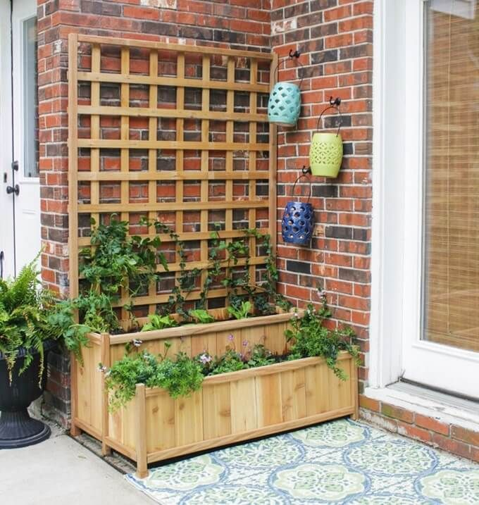 Diy Stacked Herb Garden: 17 Best Ideas About Tiered Planter On Pinterest