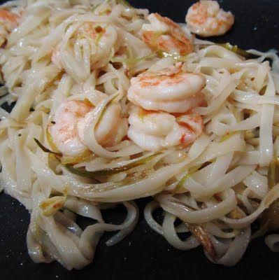 PAD THAI (o tallarines tailandeses salteados) ~ Cocinando con Marian Rodríguez