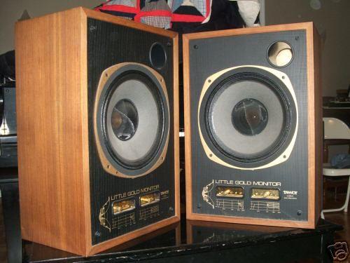 34252d1176932888 Tannoy Little Gold Vs Super Gold Monitors
