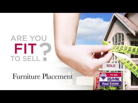Staging your home for sale can sometimes be as easy as the right lighting and furniture placement! You may have everything in your home to seal the deal! Check out the latest video in the RE/MAX #FitToSell series.