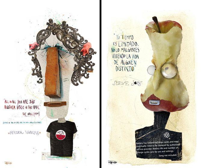 – Roger Waters + Steve Jobs
