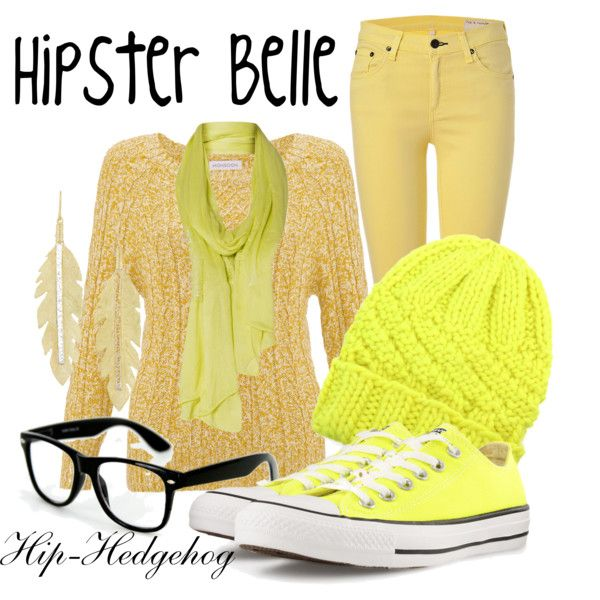 Hipster Belle disney outfit