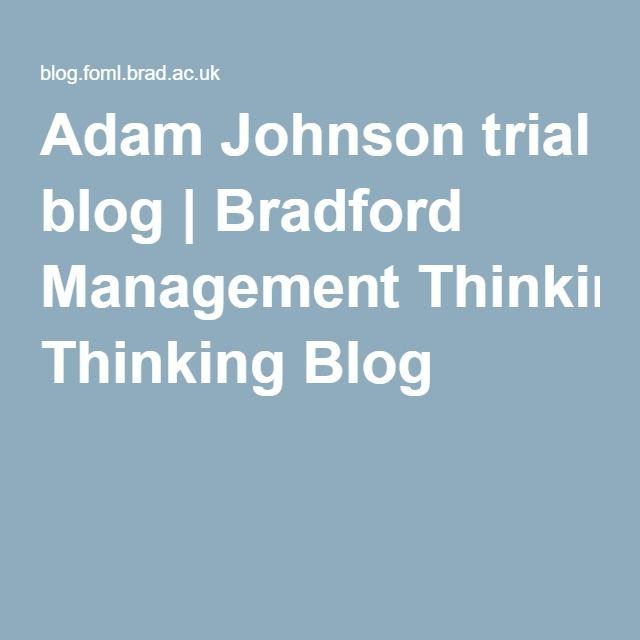 Adam Johnson trial blog | Bradford Management Thinking Blog