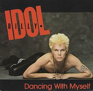 """Top 100 Party Songs of All Time: Billy Idol - """"Dancing With Myself"""" (1981)"""