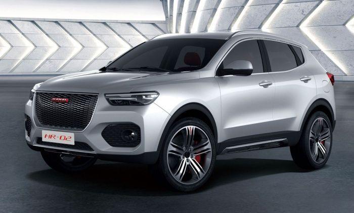#Haval везет в Пекин два новых SUV-концепта
