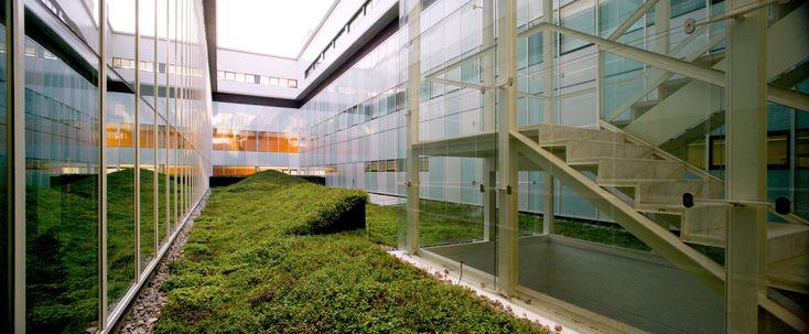 Gallery of Hospital of Mollet / Corea Moran Arquitectura - 16