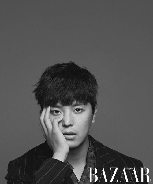 Bazaar - Yeon Woo Jin