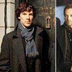 BBC Sherlock CBS Elementary Holmes