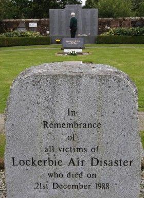 270 die as flight Pan Am 103 explodes over Lockerbie, Scotland