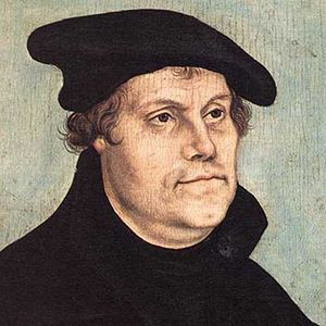 let the wife make the husband glad to come home and let him make her sorry to see him leave - Martin Luther
